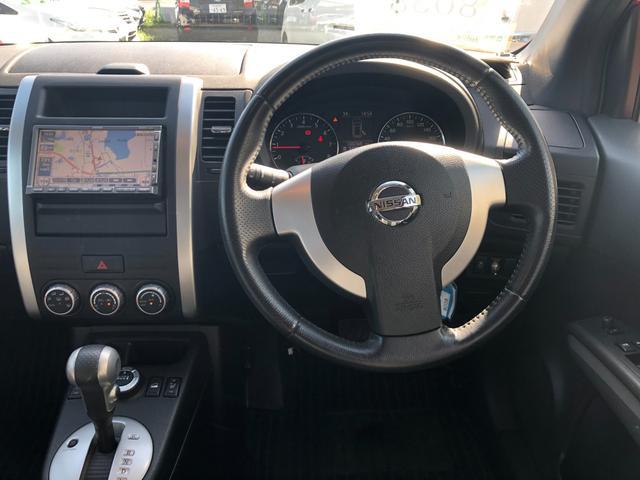 20X 4WD HDDナビ インテリキー HIDヘッドライト シートヒーター ETC(18枚目)