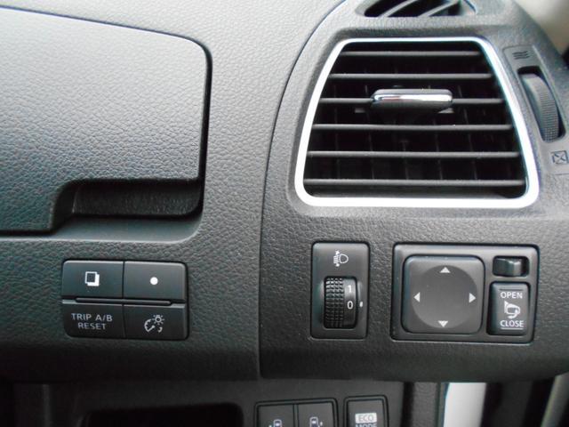 ハイウェイスター Vセレクション メモリーナビ リアカメラ フルセグ インテリキー HIDヘッドライト 両側パワースライドドア クルーズコントロール 純正アルミ ETC(24枚目)