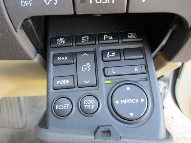 GS350 バージョンI HDDナビ リアカメラ フルセグ スマートキー HIDヘッドライト サンルーフ 本革シート シートヒーター シートクーラー クリアランスソナー クルーズコントロール ETC(27枚目)
