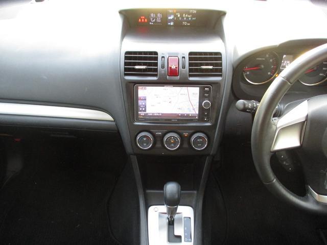 2.0iアイサイト 4WD メモリーナビ リアカメラ フルセグ スマートキー HIDヘッドライト クルーズコントロール Bluetooth USB ドライブレコーダー ETC(38枚目)