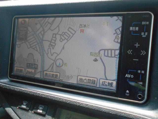 G HDDナビ リアカメラ 地デジ スマートキー LEDヘッドライト シートヒーター ETC(21枚目)