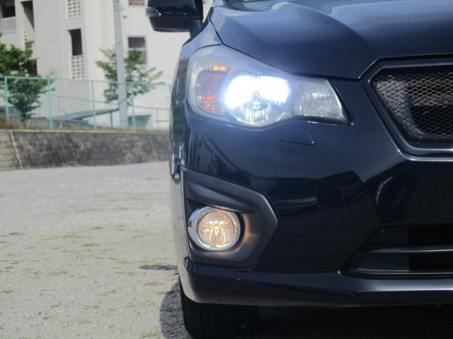 2.0iアイサイト 4WD HDDナビ リアカメラ フルセグ スマートキー HIDヘッドライト クルーズコントロール Bluetooth ETC(18枚目)