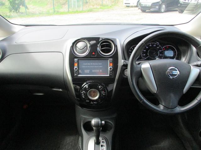 X エアロスタイル V+セーフティ SDナビ フルセグ スマートキー HIDヘッドライト 衝突軽減ブレーキ Bluetooth ETC(18枚目)