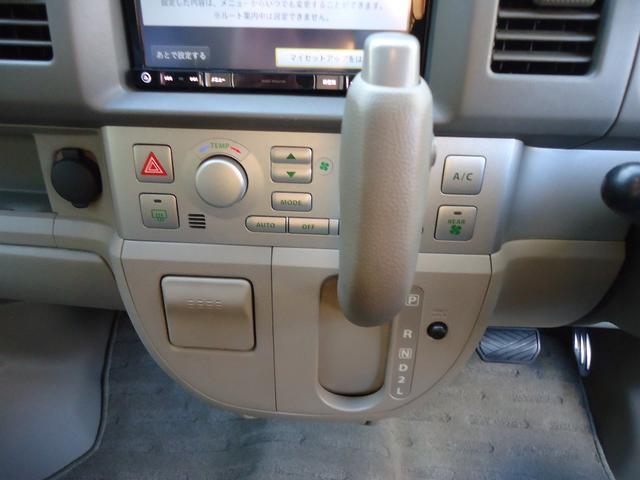 スズキ エブリイワゴン PZターボスペシャル 両側Pスライド フルセグSDナビ
