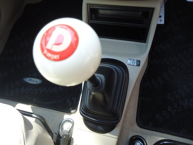 ダイハツ ミラアヴィ RS 5MT キーレス
