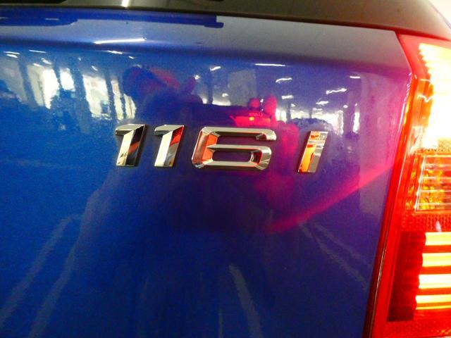 BMWのロゴも綺麗な状態が保たれています!