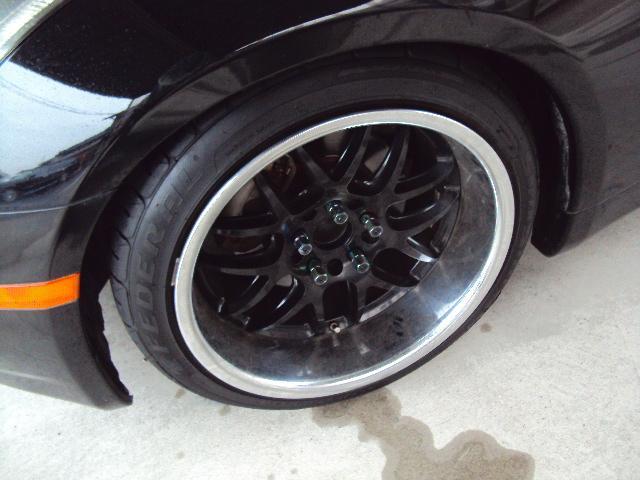 日産 スカイライン 350GT 車高調 SDナビTV 18AW