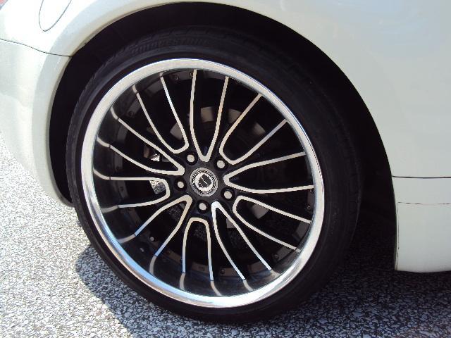 日産 フェアレディZ ロードスターバージョンT 黒革 ワーク19AW  マフラー
