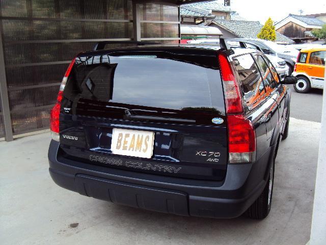 「ボルボ」「ボルボ XC70」「SUV・クロカン」「滋賀県」の中古車3