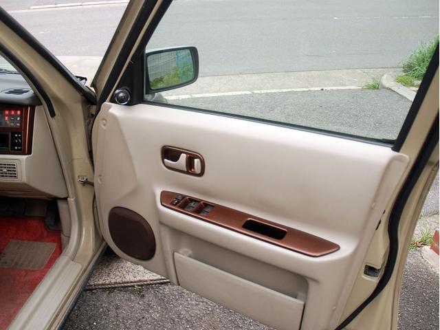 フォルザ オリジナルレザーシート  背面タイヤカバー(15枚目)