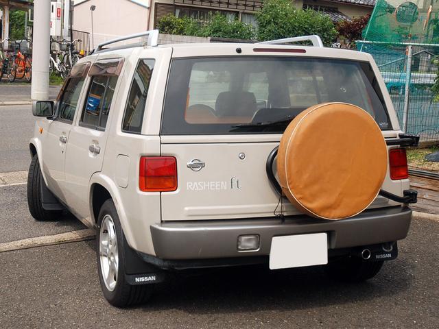 「日産」「ラシーン」「SUV・クロカン」「大阪府」の中古車6
