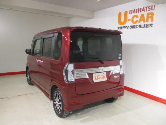 「ダイハツ」「タント」「コンパクトカー」「大阪府」の中古車9