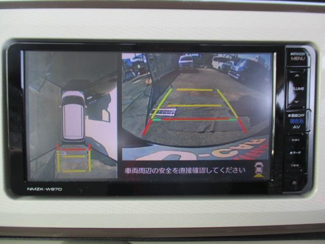 Gメイクアップ SAII LEDヘッドランプ/ナビ/Bカメラ/ドラレコ/両側電動パワースライド/衝突軽減ブレーキ/スマートキー/プッシュボタンスタート/オートライト(3枚目)