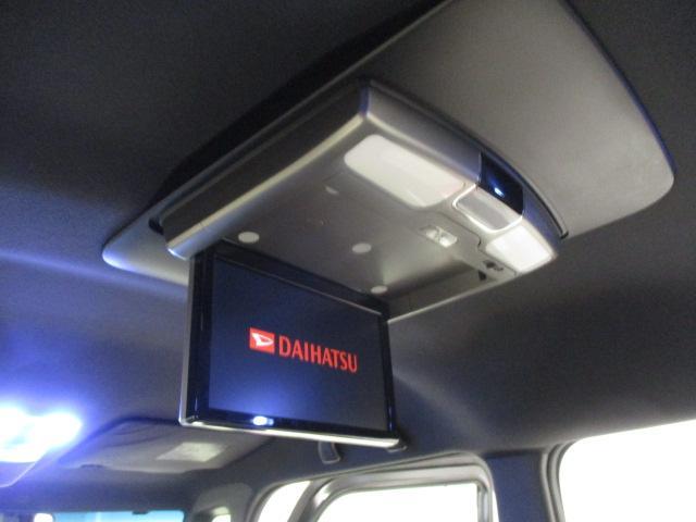 GターボSAII ナビ/DVD/フルセグ/フリップダウン/ターボ/Bカメラ/ドラレコ/ETC/両側電動パワースライド/衝突軽減ブレーキ/プッシュボタンスタート/(33枚目)