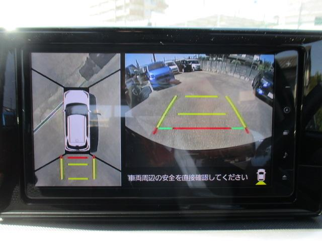 G 9インチナビ/CD/DVD/フルセグ/Bluetooth/パノラマバックカメラ/オートクルーズ/シートヒーター/LEDヘッドランプ/衝突軽減ブレーキ/スマートキー/プッシュボタンスタート/(3枚目)