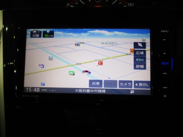 XリミテッドSAIII ナビ/フルセグ/DVD/Bluetooth/ETC/パノラマBカメラ/LEDヘッドランプ/衝突軽減ブレーキ/両側電動パワースライド/シートヒーター(運転席)/スマートキー/プッシュボタンスタート/(3枚目)