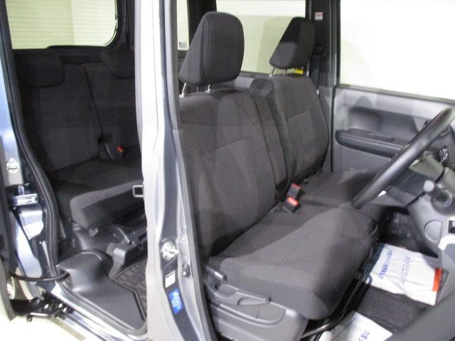 L SAIII 4WD/両側電動パワースライドドア/衝突軽減ブレーキ/シートヒーター(運転席)/オートライト/スマートキー/アイドリングストップ/エアコン/パワステ/パワーウインドウ(6枚目)