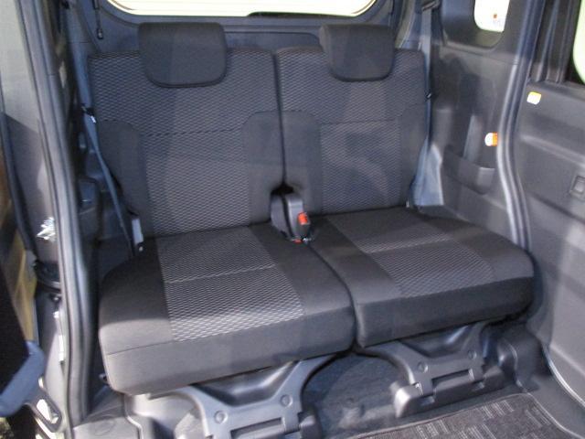 L SAIII 4WD/両側電動パワースライドドア/衝突軽減ブレーキ/シートヒーター(運転席)/オートライト/スマートキー/アイドリングストップ/エアコン/パワステ/パワーウインドウ(7枚目)