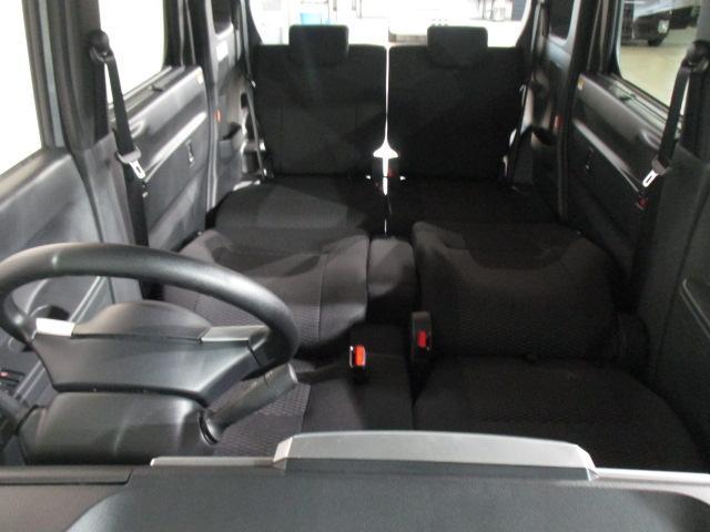 L SAIII 4WD/両側電動パワースライドドア/衝突軽減ブレーキ/シートヒーター(運転席)/オートライト/スマートキー/アイドリングストップ/エアコン/パワステ/パワーウインドウ(11枚目)
