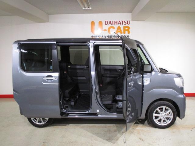 L SAIII 4WD/両側電動パワースライドドア/衝突軽減ブレーキ/シートヒーター(運転席)/オートライト/スマートキー/アイドリングストップ/エアコン/パワステ/パワーウインドウ(25枚目)