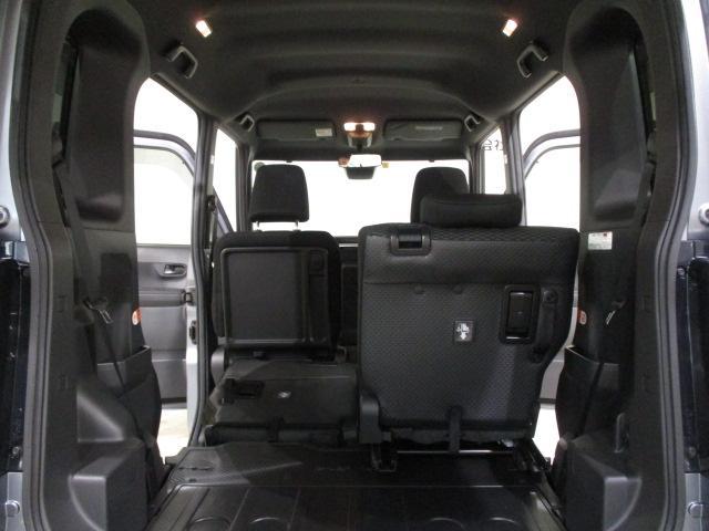 L SAIII 4WD/両側電動パワースライドドア/衝突軽減ブレーキ/シートヒーター(運転席)/オートライト/スマートキー/アイドリングストップ/エアコン/パワステ/パワーウインドウ(29枚目)