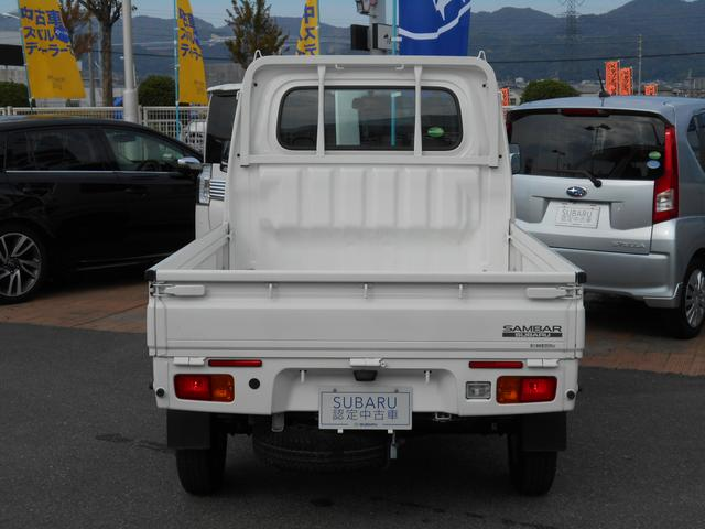 スバル サンバートラック TB 当社デモカー