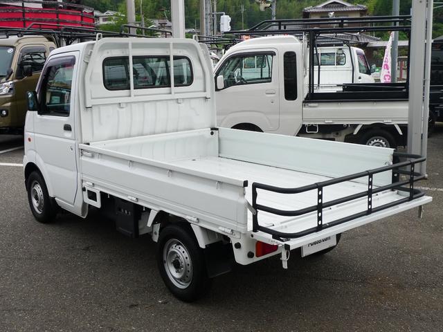 マツダ スクラムトラック HARDCARGOゲート
