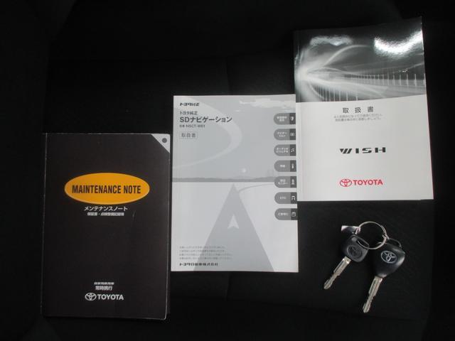 トヨタ ウィッシュ 1.8S