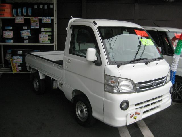 「ダイハツ」「ハイゼットトラック」「トラック」「和歌山県」の中古車4