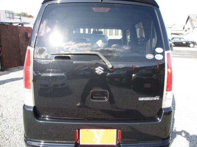 スズキ ワゴンR FX 外15AW HDDナビ