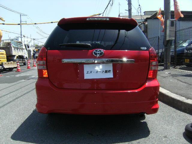 トヨタ ウィッシュ Z 期間限定!今月のセール車DVDナビBカメラ スマートキー