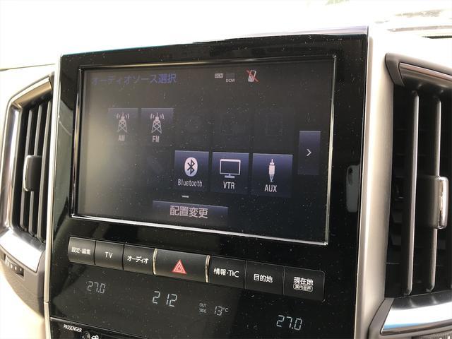 ZX WALDオーバーフェンダー WALD24AW ヒッチメンバー ユピテルレーダー 純正後席モニター フルセグ ETC(23枚目)