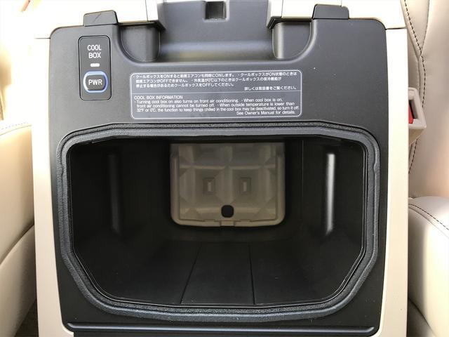 ZX WALDオーバーフェンダー WALD24AW ヒッチメンバー ユピテルレーダー 純正後席モニター フルセグ ETC(29枚目)