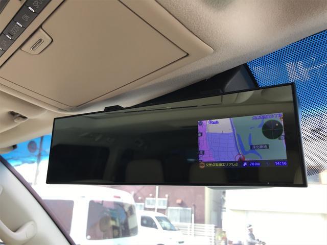 ZX WALDオーバーフェンダー WALD24AW ヒッチメンバー ユピテルレーダー 純正後席モニター フルセグ ETC(32枚目)