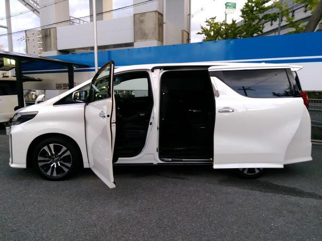「トヨタ」「アルファード」「ミニバン・ワンボックス」「大阪府」の中古車19