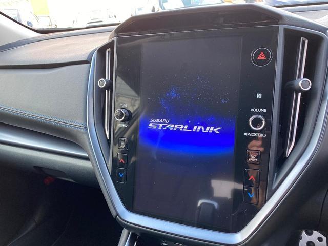GT-H EX アイサイトX STIエアロパッケージ 11.6インチ純正ナビ セイフティプラス ETC バックカメラ ドライブレコーダー 全席シートヒーター 禁煙車(4枚目)