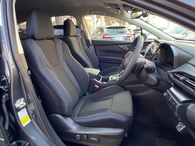 GT-H EX アイサイトX STIエアロパッケージ 11.6インチ純正ナビ セイフティプラス ETC バックカメラ ドライブレコーダー 全席シートヒーター 禁煙車(7枚目)