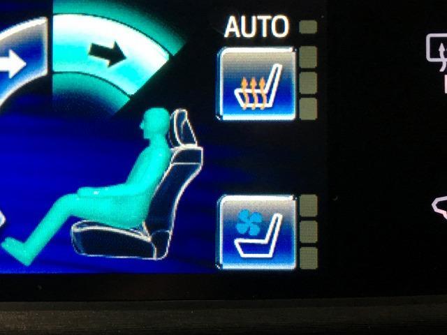 『【シートヒーター/シートエアコン】装備で、季節を選ばず快適にお過ごし頂けます』