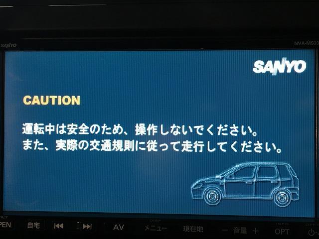 2.4サロモンリミテッド 4WD 禁煙 サンルーフ 純正ナビ(3枚目)