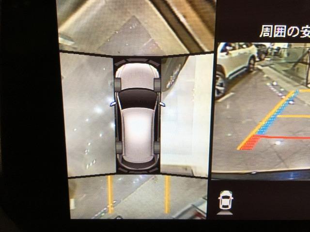 XD プロアクティブ 禁煙車 ターボ ルーフレール 衝突軽減 360°ビューモニター レーダークルーズ コーナーセンサー 電動リアゲート シートヒーター HUD パドルシフト フルセグTV 純正SDナビ 純正19インチAW(5枚目)
