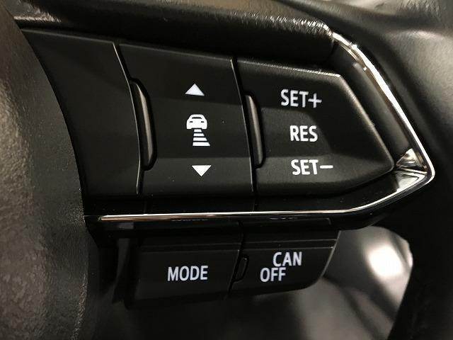 XD プロアクティブ 4WD 禁煙車 マツダスピードエアロ レーダークルーズ コーナーセンサー オートビークルホールド レーンキープアラート ビルトインETC LEDライト 純正SDナビ バック&サイドカメラ 純正19AW(6枚目)