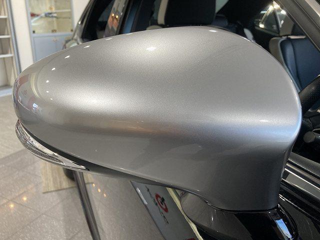 IS300h Fスポーツモードプラス 禁煙車 サンルーフ プリクラッシュS レーダークルーズ クリアランスソナー BSM LTEX合皮シート シートヒーター&エアコン パドルシフト パドルシフト 純正SDナビ バックカメラ 純正18AW(49枚目)