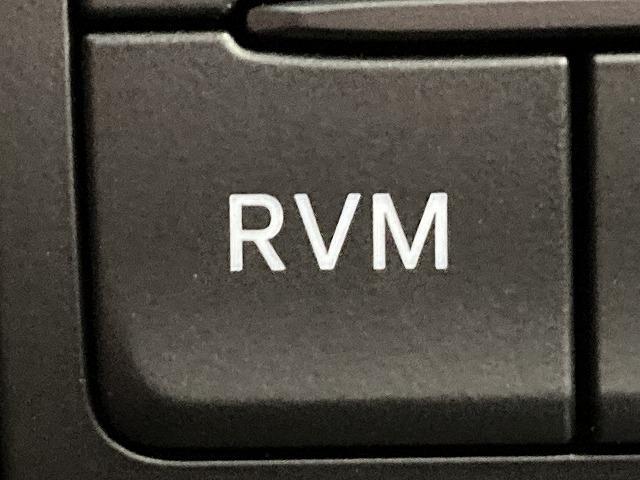 【RVM】隣(左右)のレーンや後方からの接近距離を検知して、車線変更により衝突の危険性がある場合には、インジケーターや警報でドライバーに注意を促します。