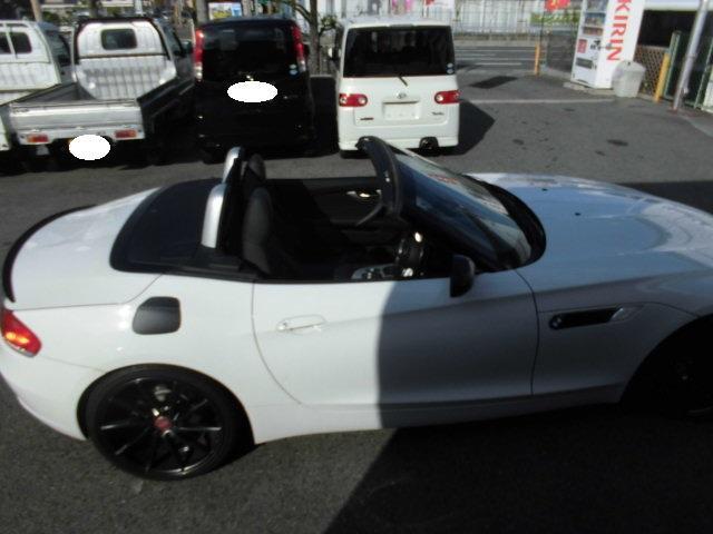 「BMW」「BMW Z4」「オープンカー」「大阪府」の中古車12