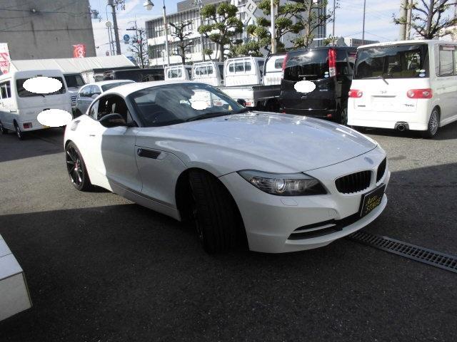 「BMW」「BMW Z4」「オープンカー」「大阪府」の中古車14