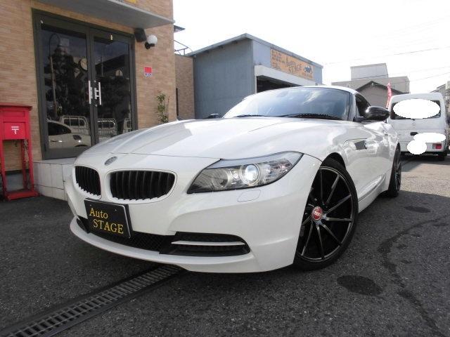 「BMW」「BMW Z4」「オープンカー」「大阪府」の中古車34