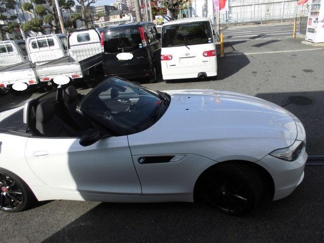 「BMW」「BMW Z4」「オープンカー」「大阪府」の中古車49