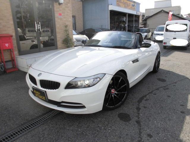 「BMW」「BMW Z4」「オープンカー」「大阪府」の中古車50
