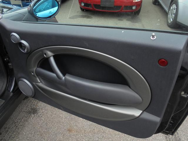 MINI MINI クーパー パークレーン レザー シートヒーター ロング保証付