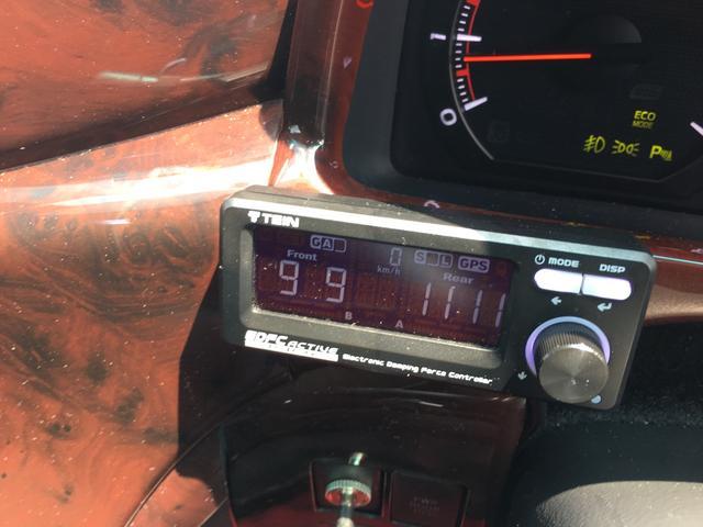 トヨタ ヴェルファイア 3.5Z ALPINEナビ HKSスーパーチャージャ 車高調